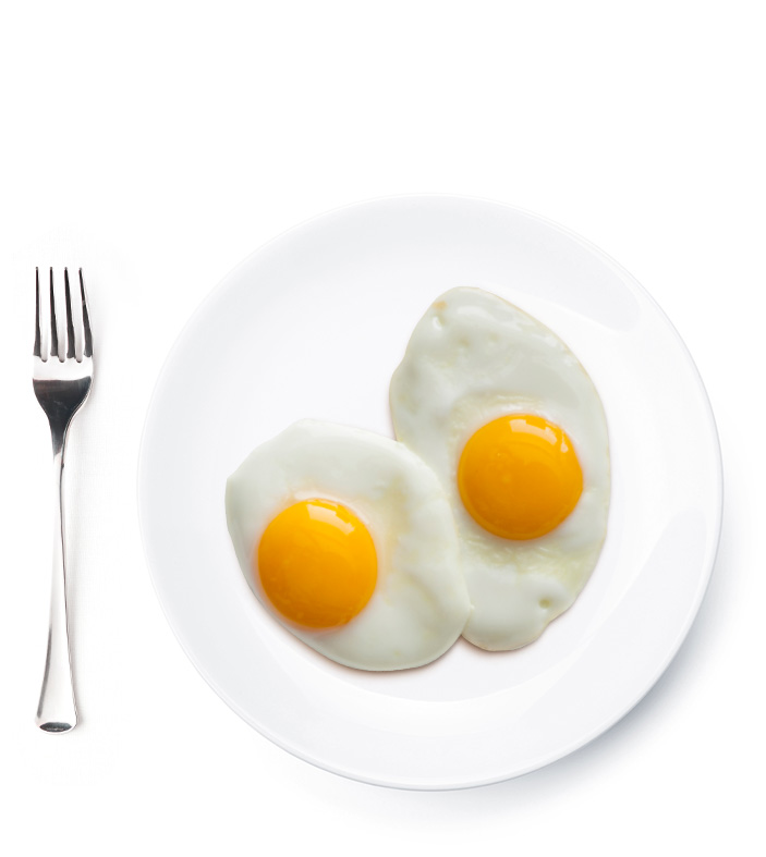 Are Eggs High Protein Foods
