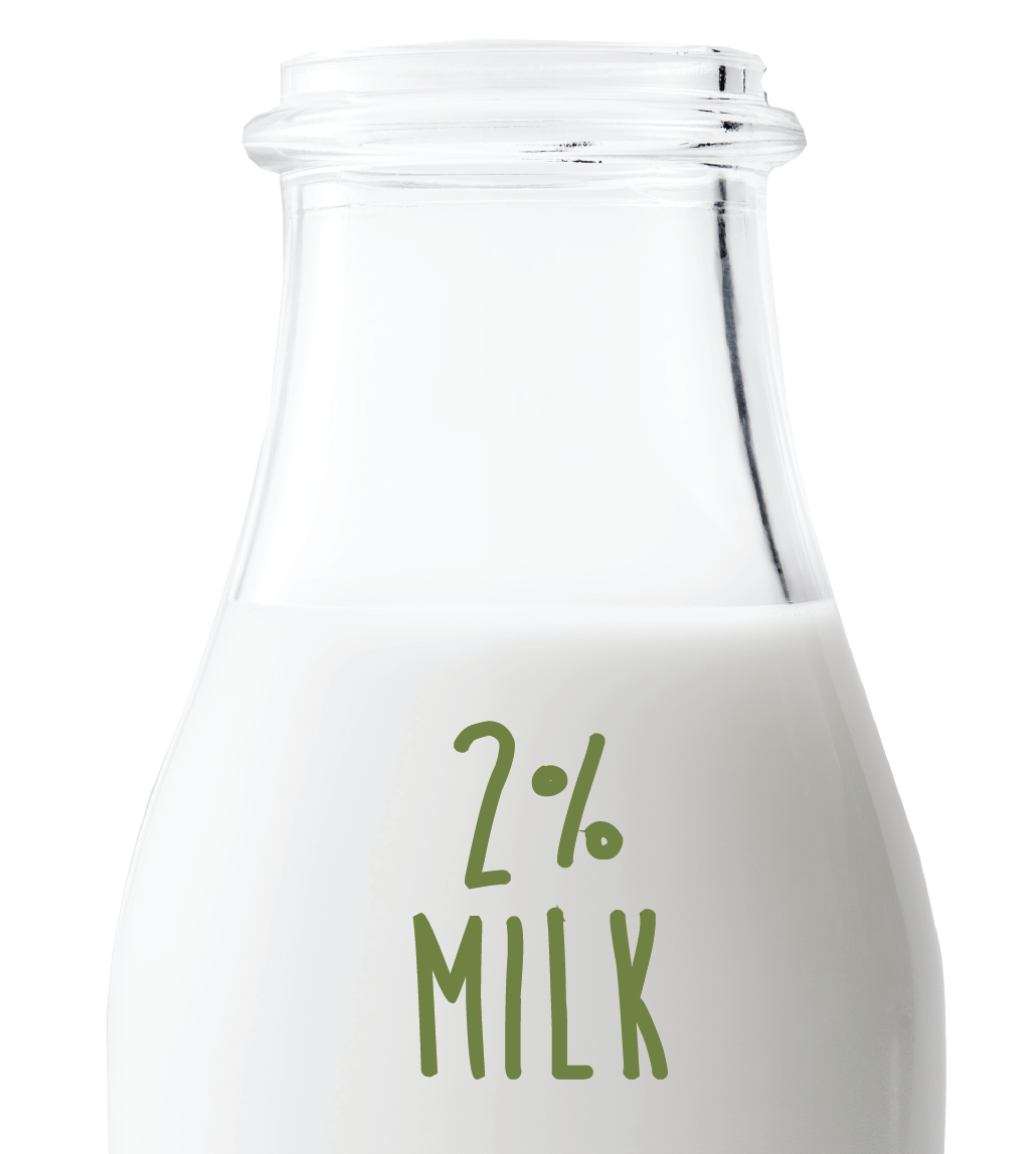 2% milk nutrition facts