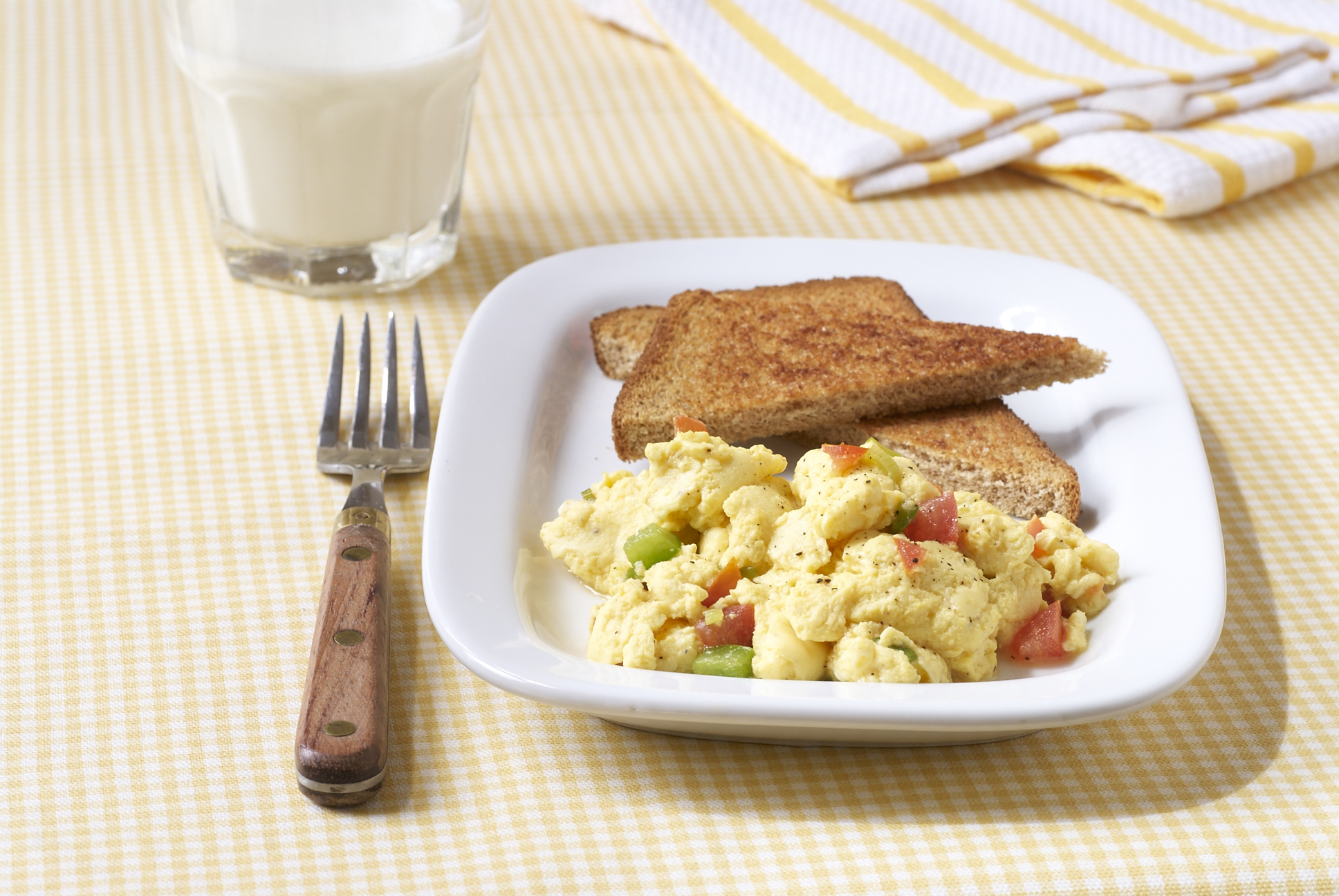 Spanish Breakfast Scramble - Milk Recipes and Other Healthy Breakfast ...