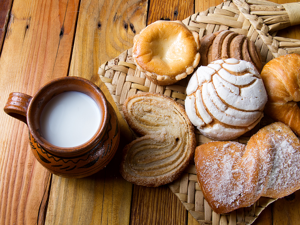 Conchas Mexican Sweet Bread Milk Recipes And Other