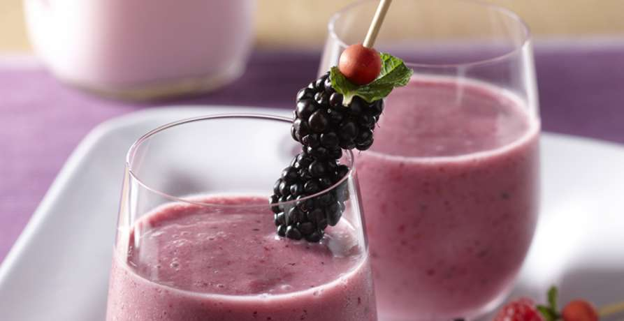 5 Ideal, Fast-and-Easy, Morning Protein Smoothies - Milk