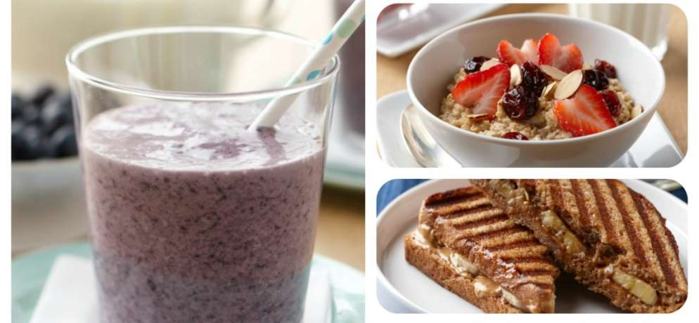 Back To School Breakfast For Your Little Champion Milk Recipes And