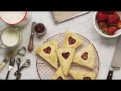 Quick and Easy Pop Pastries Recipe for Kids